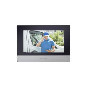 "PANTALLA TACTIL COLOR 7"" VIDEO PORTERO DS-KH6320-TE1 HIKVISION"