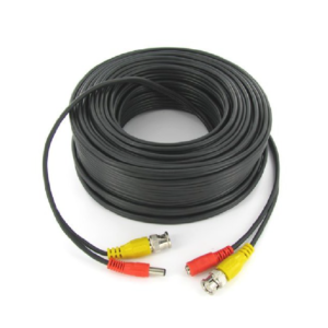 CABLE CCTV VIDEO & TENSION - 20 MTS.