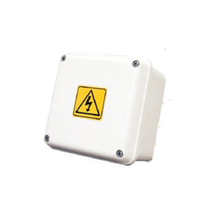 CAJA ESTANCO PLASTICA - CCTV - 115X115X50 -