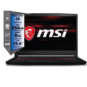 Notebook MSI GF63 9S7-16R512-035